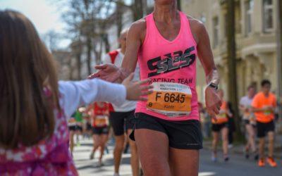Kein Ziel ist kein Ziel!  Meine olympischen Gedanken zum Marathon Hannover