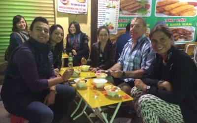Streetfood- Tour in Hanoi