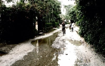 Hue: Tam Tinh Vien Homestay – Abendessen im Waisenhaus